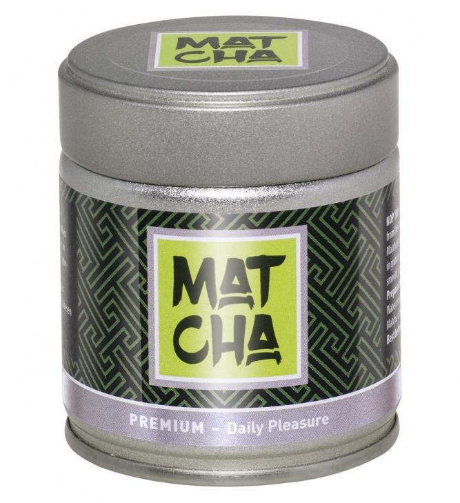 Premium Matcha – Daily Pleasure Organic* 40g