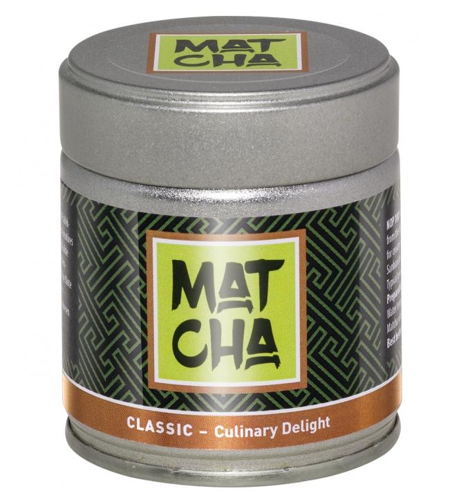 Classic Matcha – Culinary Delight Organic* 40g