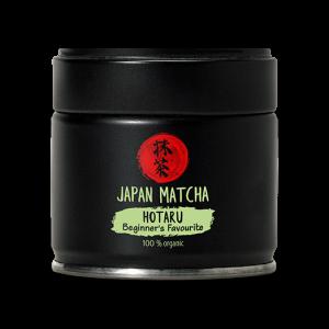 Japan Classic Matcha Hotaru – Beginner`s Choice Organic *30 g