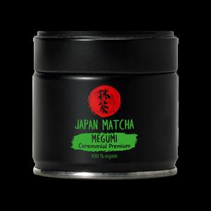 Japan Matcha Megumi – Ceremonial Organic* 30 g
